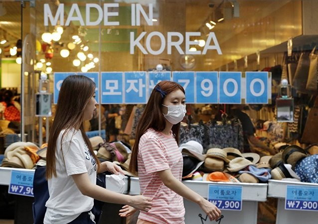 韓國重現MERS感染者