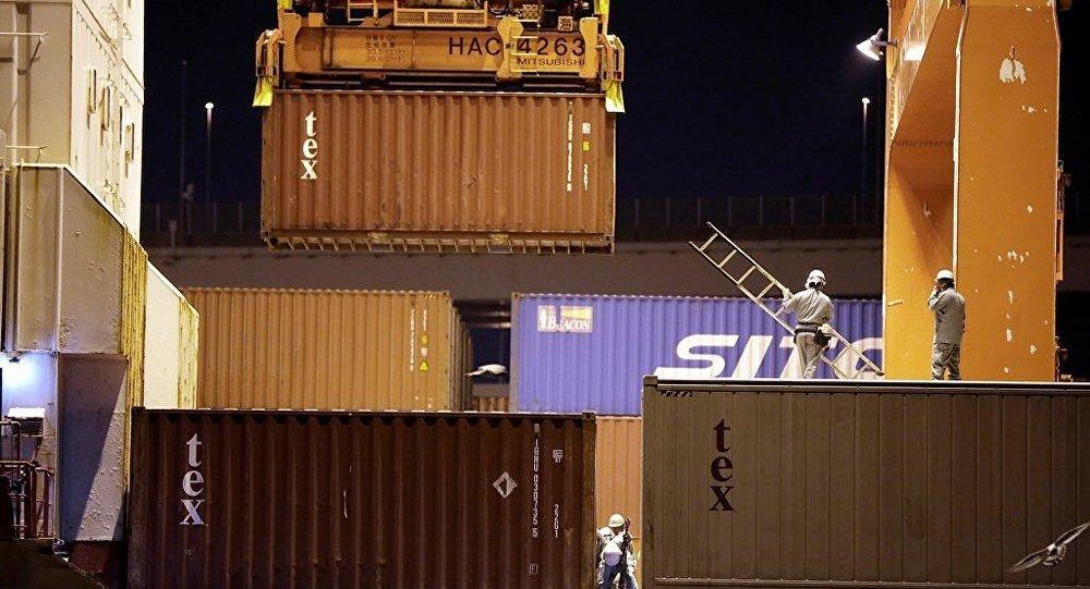 中國海關總署:1-8月中俄貿易額為705.9億美元 同比增長4.5%