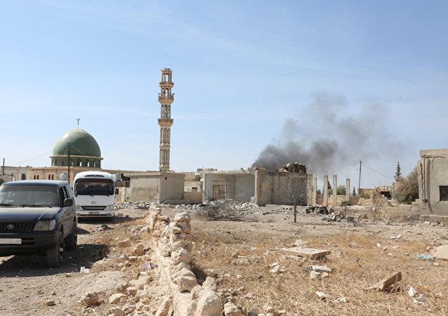 俄外交部:美英向敘反對派提供的豐田越野車落入伊斯蘭國組織手中