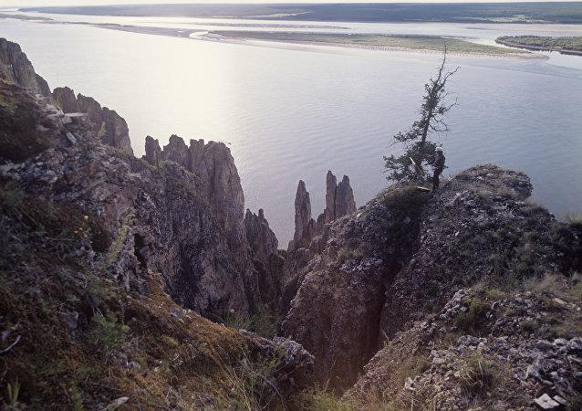 勒拿河,  雅庫茨克