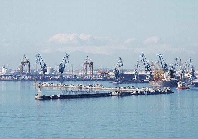 塞薩洛尼基港
