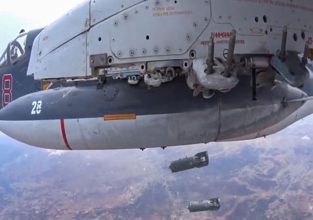 俄國防部:一天內摧毀伊斯蘭國4個指揮所和32個戰鬥營