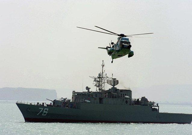 伊朗海軍艦