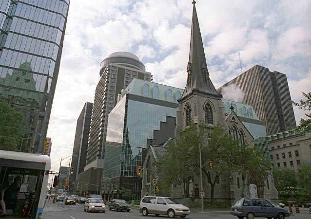 加拿大首都渥太華