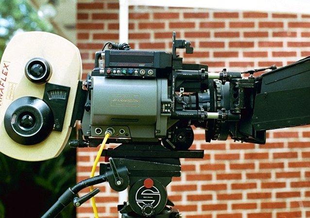 電影攝影機