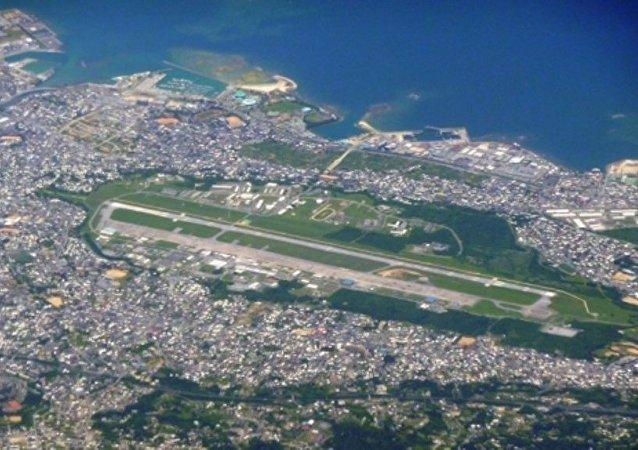 日內閣官房長官訪問關島 將討論部分美軍撤出沖繩問題