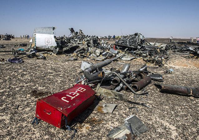 俄A321客機空難