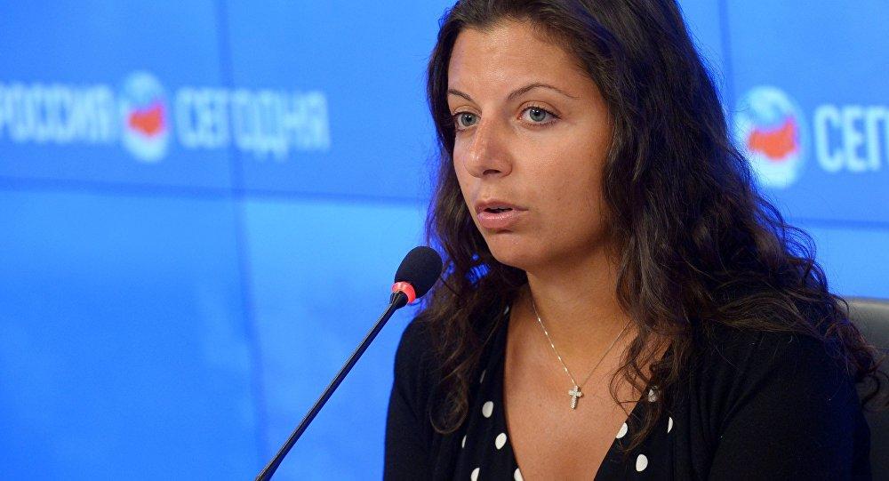 西蒙尼揚稱在明斯克被扣留的兩名Ruptly特約記者獲釋