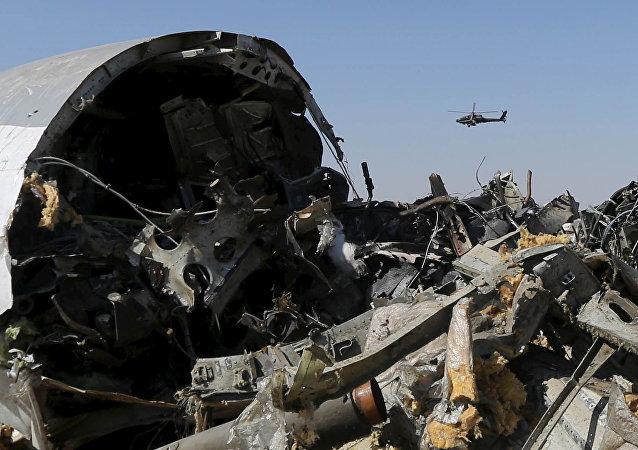 俄副外長:莫斯科相信埃及將承認西奈半島A321空難為恐怖事件