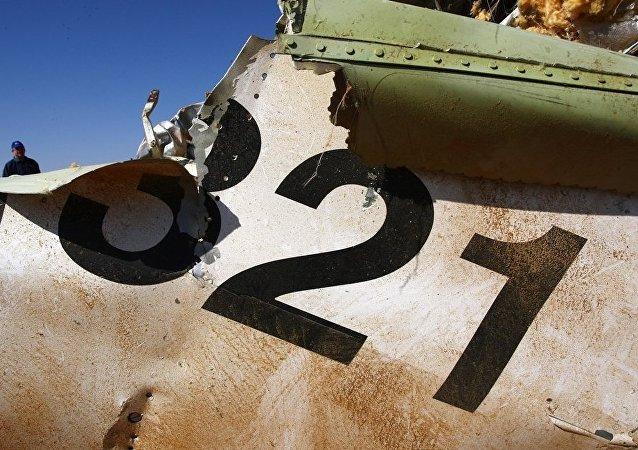 埃及不承認A321空難是恐怖襲擊