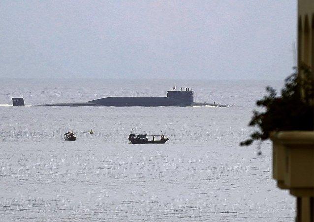 世界上最大觀光載客潛水器完成試驗運營