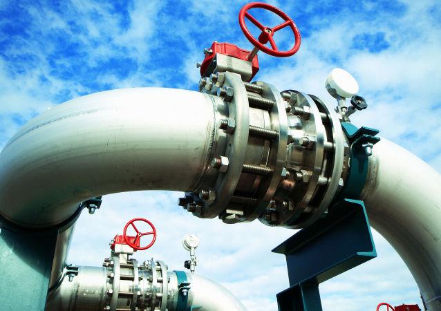 天然氣管道