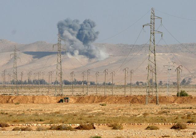俄副外長:俄就空襲巴爾米拉召見以色列大使