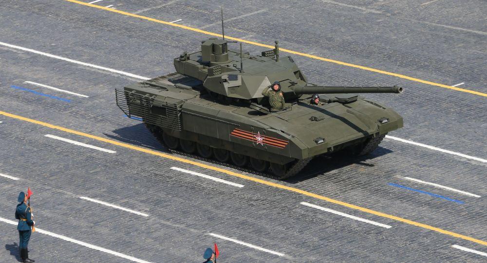 阿瑪塔主戰坦克