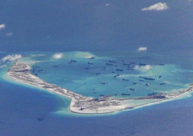 媒體:中國在西沙群島部署反艦導彈