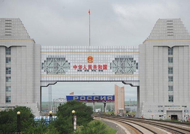 中國商務部:俄中貿易額或在2016年再次增加