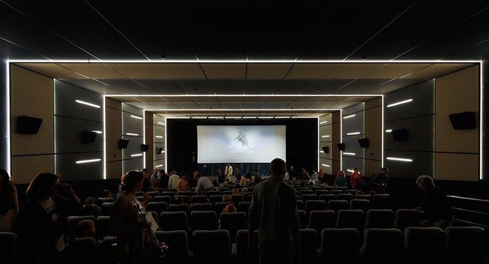 電影院大廳