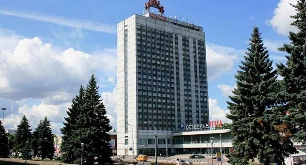 烏里揚諾夫斯克《皇冠》賓館