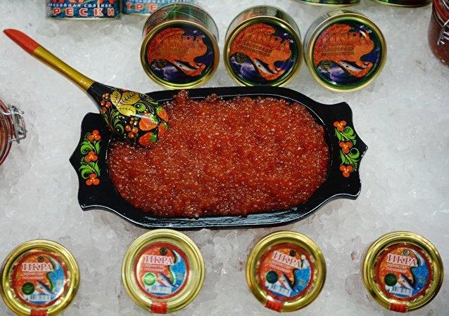 俄食品質量認證機構介紹如何挑選紅魚子醬