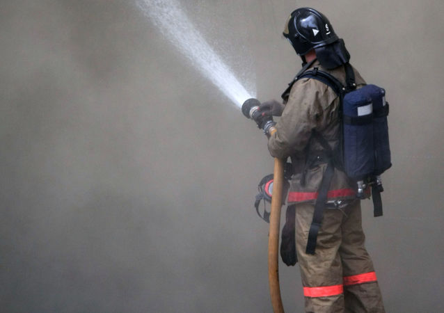 消息人士:俄坦波夫州居民樓燃氣爆炸致5套住宅受損