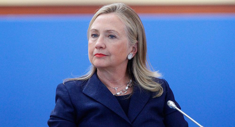 媒體:FBI在調查美國前國務卿克林頓電腦密碼是否曾被其他人使用