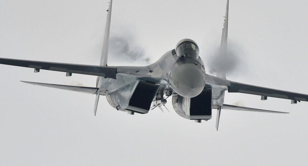 媒體:印尼與俄羅斯將簽署購買10架蘇-35的合同