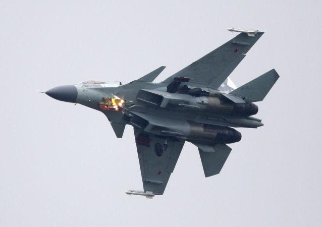 中國成為首個購買蘇-35的國家