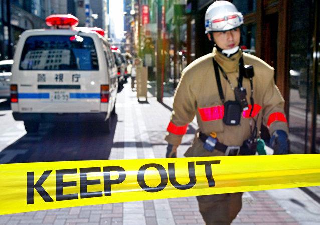 東京持刀砍人事件導致1死3傷