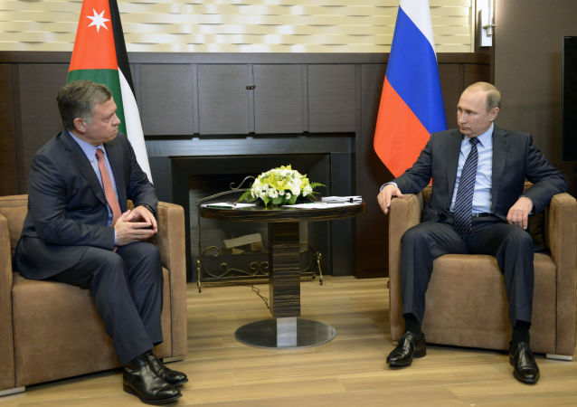 約旦王室:國王計劃2月15日在莫斯科與普京舉行會談