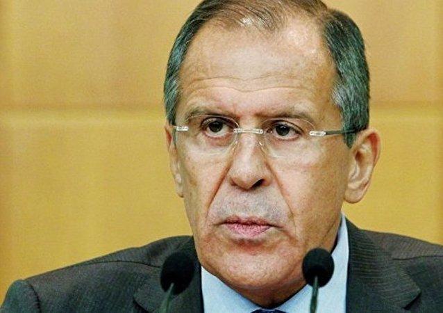 俄外長向埃及外長就埃及航空空難表示哀悼