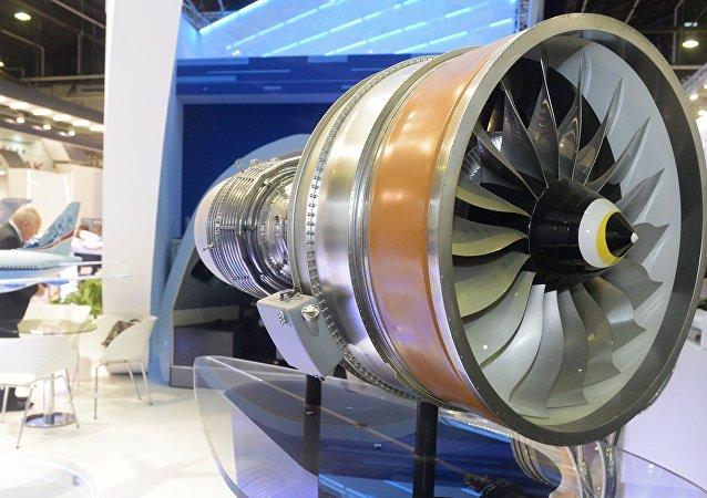 普京祝賀發動機廠商成功研制PD-14新型發動機