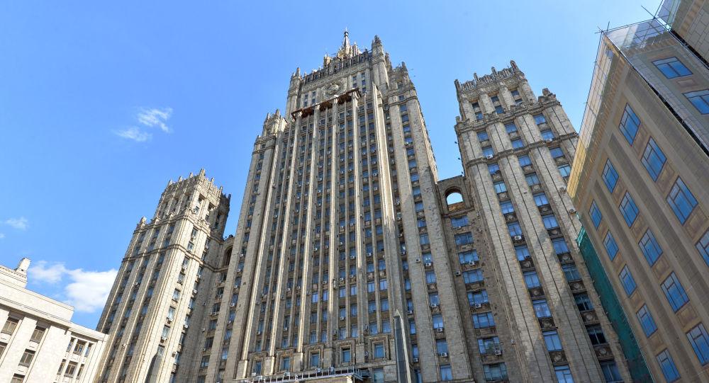 俄方呼籲基輔立即停止在頓巴斯進行武裝挑釁