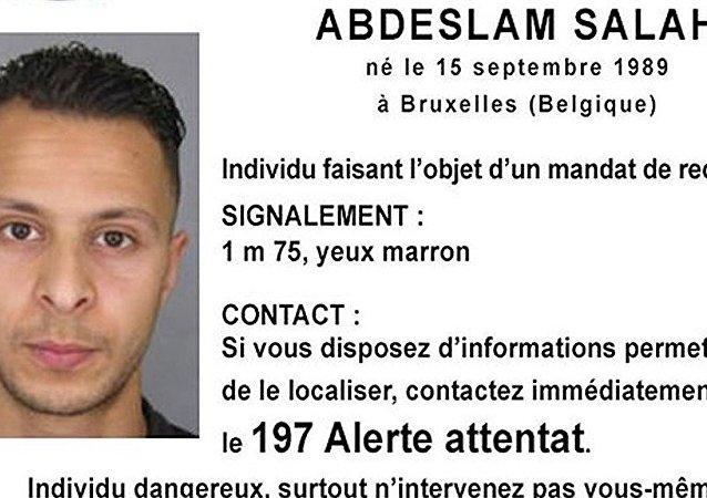 媒體:組織巴黎恐怖事件的嫌疑犯正逃往敘利亞