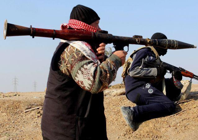 IS武裝分子