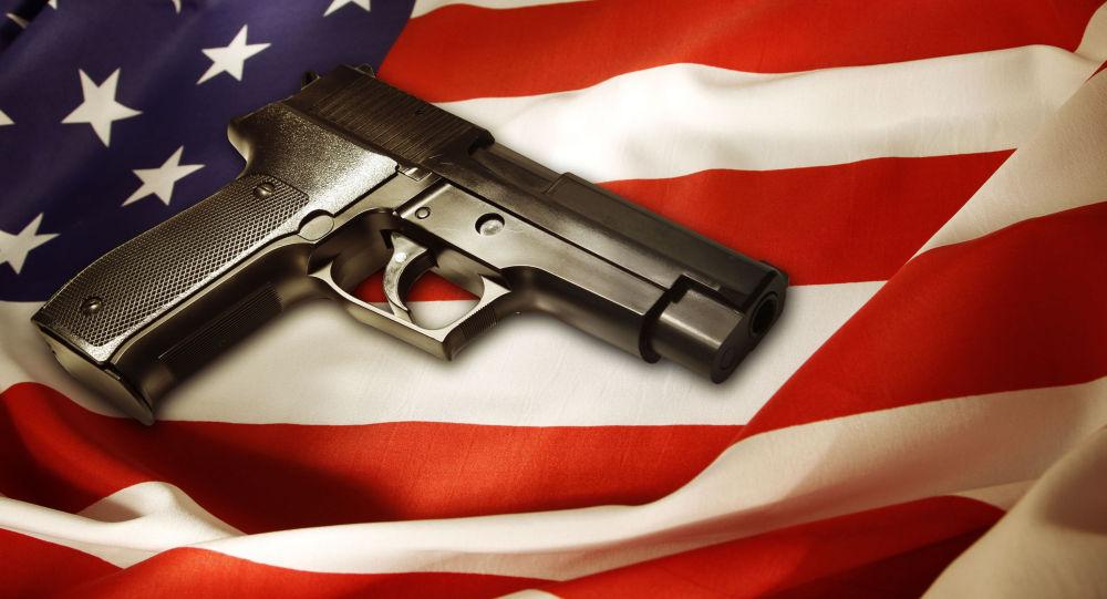 媒體:美國平民持槍量超過全國人口總量