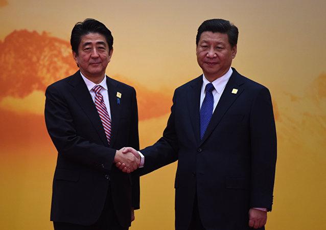 安倍晉三:希望中國國家主席習近平訪問日本