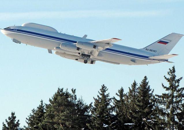 末日飛機伊爾-80