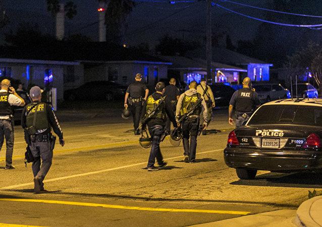 加州警察(資料圖片)