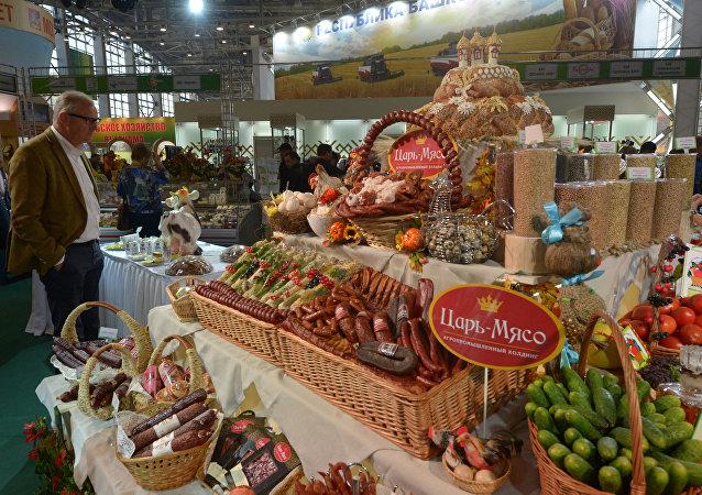 京東集團有意在中國市場推廣俄羅斯食品