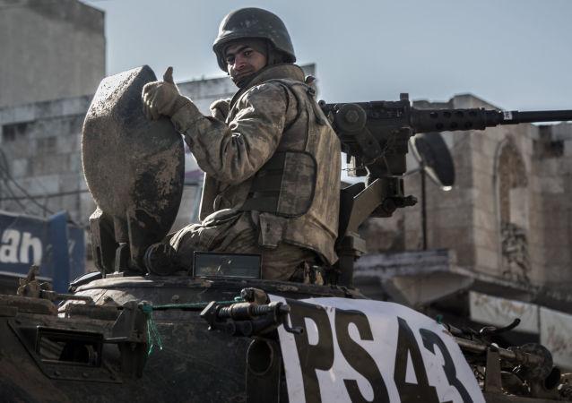 土耳其軍方