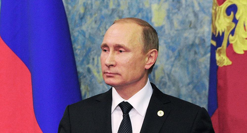 普京:俄軍在敘行動是對俄現代軍備的重大考驗