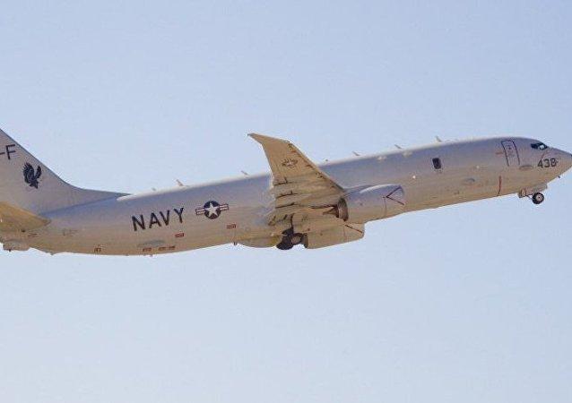 美國偵察機
