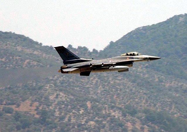 土耳其F16戰機