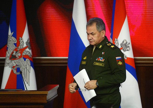 俄防長:俄方與80國開展軍事合作 上合組織屬優先方向