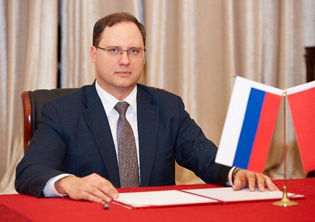 俄駐華商務代表被任命為俄經發部副部長