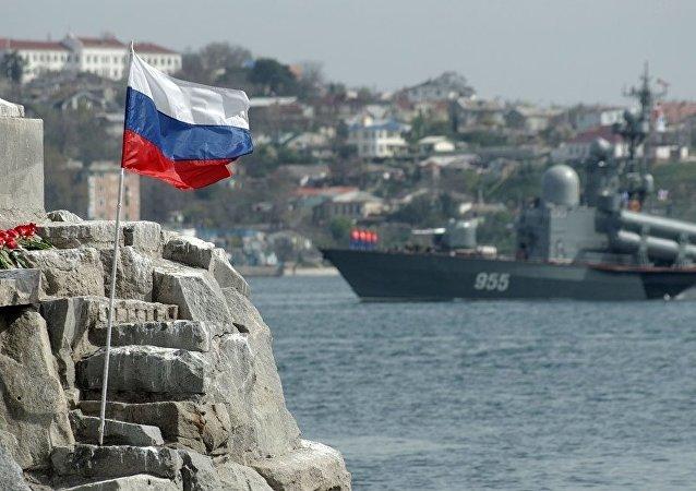 黑海艦隊的導彈艇強