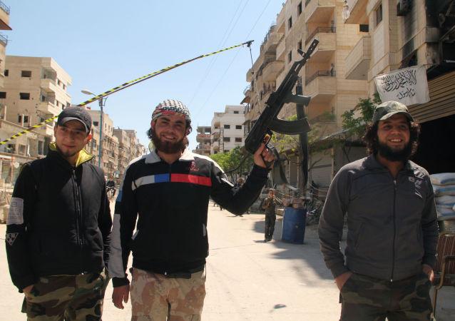 敘利亞自由軍