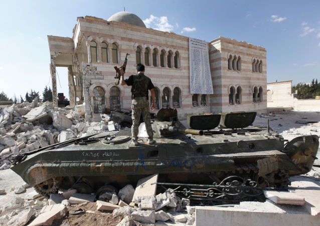 庫爾德武裝對敘利亞阿扎茲進行攻擊