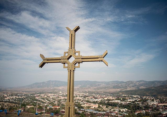 納戈爾諾-卡拉巴赫共和國首都斯捷潘納克特