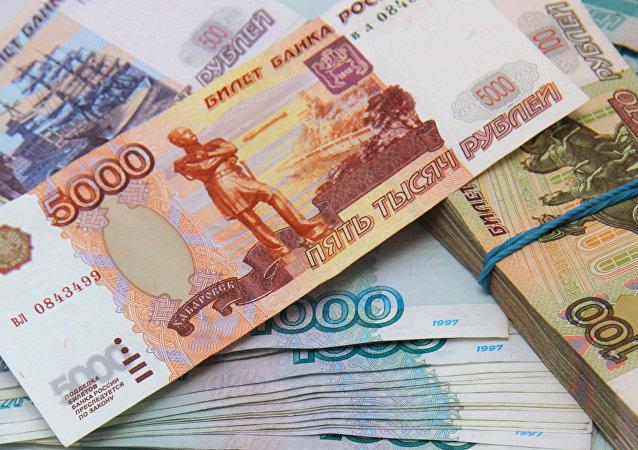 俄公民中潛在性破產者數量增長步伐適中